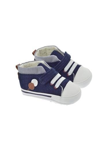 Freesure 211821 D.Jean Freesure Erkek Bebek Patik Bebek Ayakkabı  Mavi